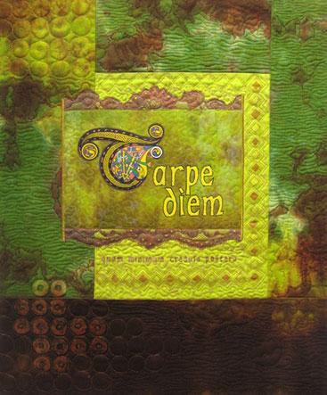 Carpe Diem quilt